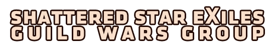 The Shattered Star Guildwars Group Website