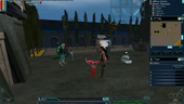 Anarchy Online: What is he doing to her?