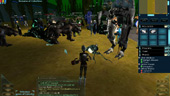 Anarchy Online: esd's Alien Invasion encounter