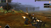 Dawn of War: An SSX Army pushing to take a Strategic Point
