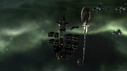 EvE Online: Several Installations