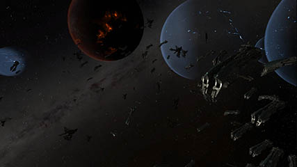 EvE Online: Baltec Fleet