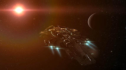 EvE Online: Supercarrier: Nyx