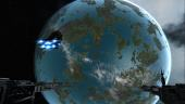 EvE Online: A beautiful planet