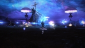 Final Fantasy XIV: Taking on Ramuh, lord of the Sylphs