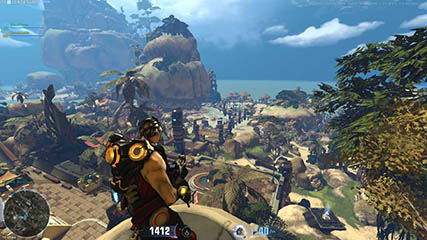 Firefall: The Beautiful View From Copacabana In Beta