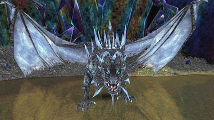 Guildwars: The wise dragon