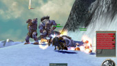 Guildwars: Attacking the trolls