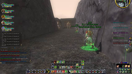 Lord of the Rings Online: Combat Upcoming!
