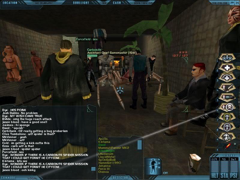 eXiles - Neocron 2 Gaming Group