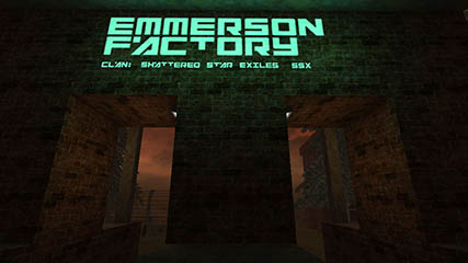 Neocron: Emmerson Factory - Owned by SSX