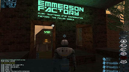 Neocron: SSC take Emmerson Factory