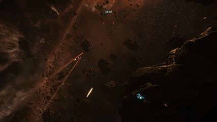 Star Citizen: BD & MS Cooperative Vanduul Swarm [8/2/15]