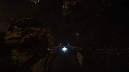Star Citizen: BD & MS Cooperative Vanduul Swarm [9/2/15]