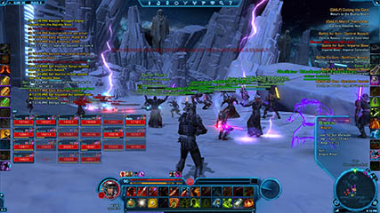 The Old Republic: Rigby leading Ilum ops