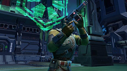 The Old Republic: All you need is a good Blaster and the Universe is your oyster