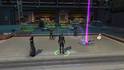 The Old Republic: Purples! (BT HM)