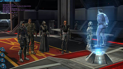 The Old Republic: SSX Black Talon Hard Mode - Getting Our Orders