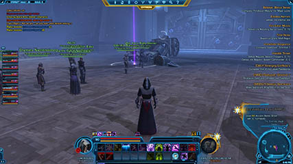 The Old Republic: First Eternity Vault Boss Down On The First Attempt!