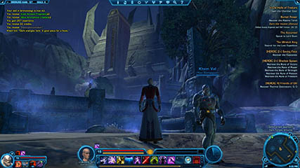 The Old Republic: First Glimpse of the Sith Temple on Drommund Kass