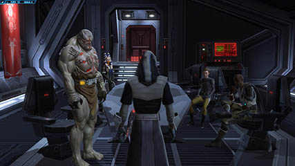 The Old Republic: Lordanubis Holds a Team Meeting