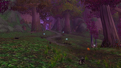 World of Warcraft EU: Aldrassil