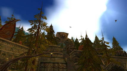 World of Warcraft EU: Avator's Travels - Hinterlands