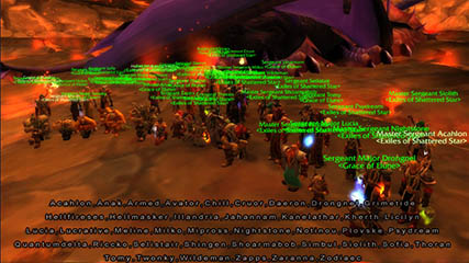 World of Warcraft EU: SSX & GoE Down Onyxia!