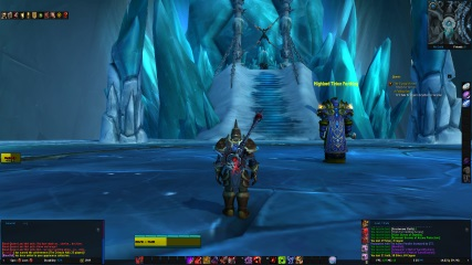 World of Warcraft EU: WoW 2016 - The Throne of the Lich King (Solo)