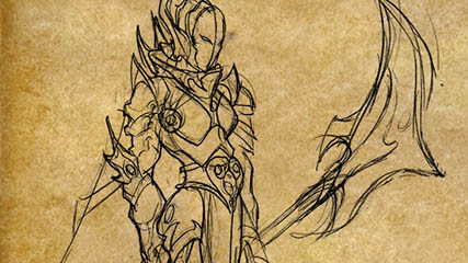 World of Warcraft EU: WoW Burning Crusade - Concept Art