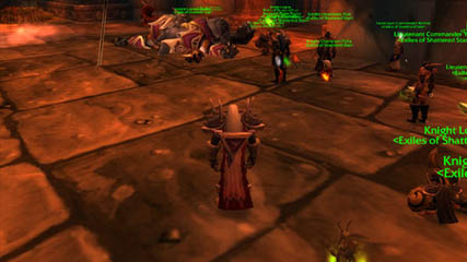 World of Warcraft EU: SSX defeat Broodlord Lashlayer