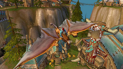 World of Warcraft EU: Wyvern